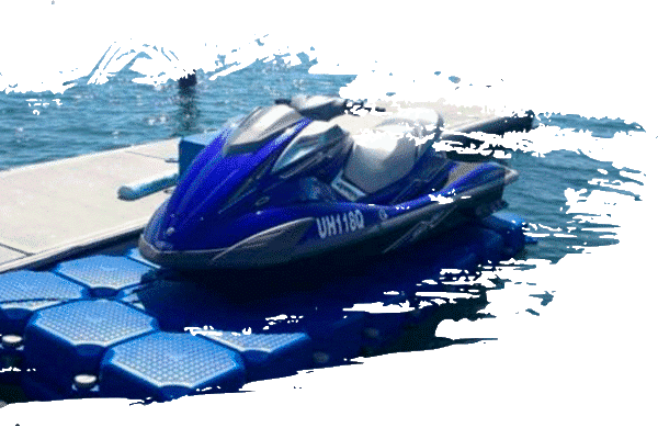 PCM Drive On to keep your jet ski or boat protected and dry. Higly recomended for your craft.